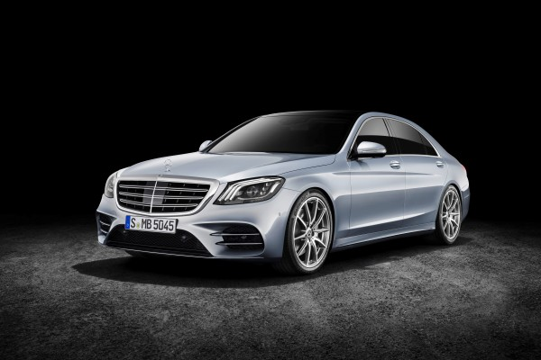 Mercedes Klasa S Maybach  [X 222] 17-