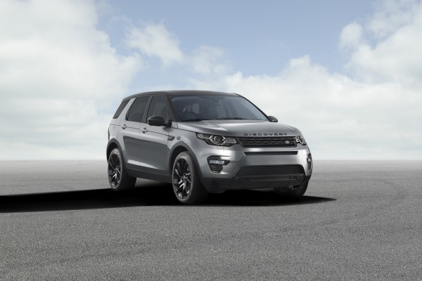 Land Rover Discovery Sport 15-