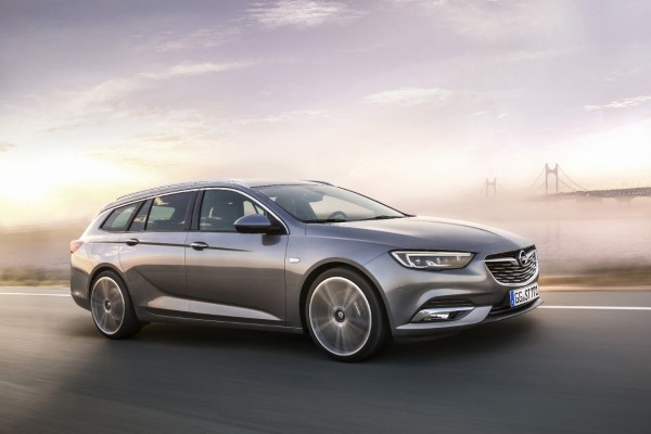 Opel Insignia Sports Tourer 17-