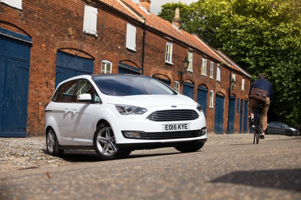 Ford C-Max Grand 15-