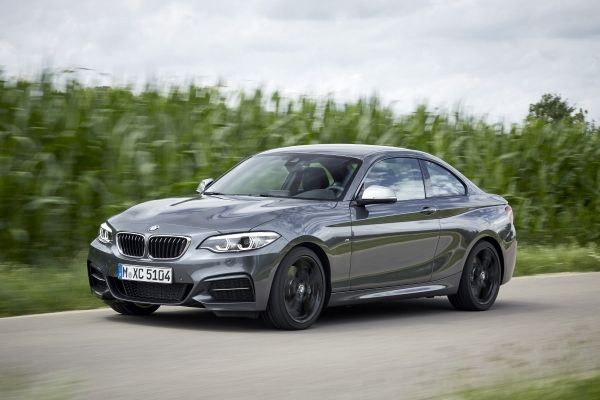 BMW Seria 2 Coupe [F22] 17-