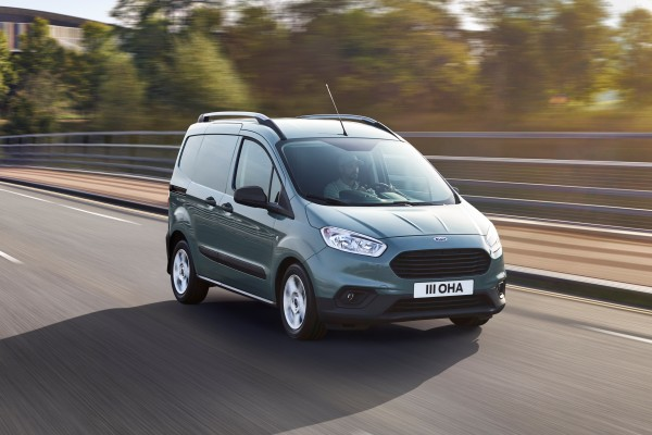 Ford Transit Courier 1.5 TDCi Euro 6 18-