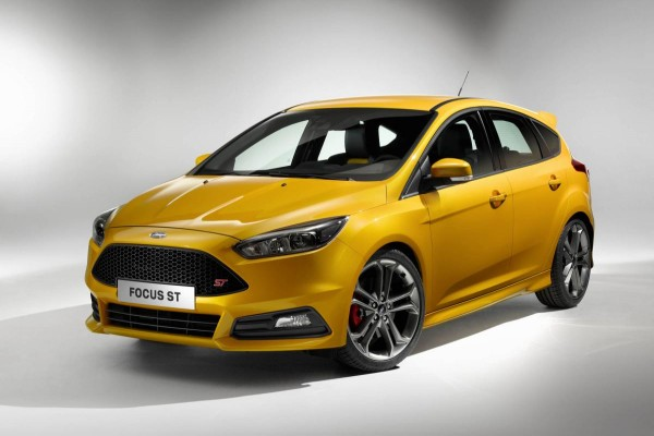 Ford Focus Hatchback 14-