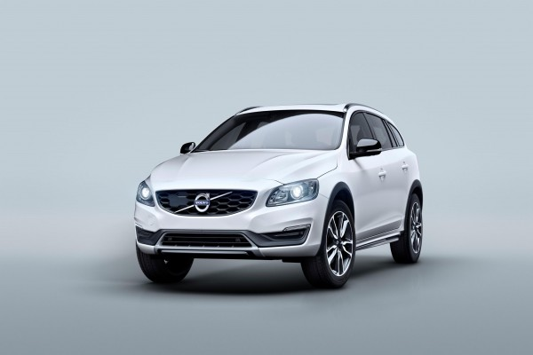 Volvo V60 Cross Country 15-