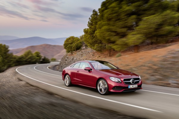 Mercedes Klasa E Coupe [C 238] 16-