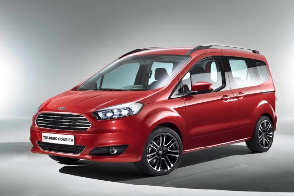 Ford Tourneo Courier 14-