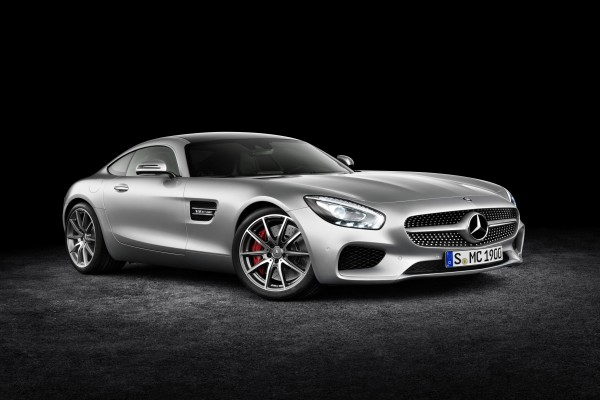 Mercedes AMG GT Coupe 14-