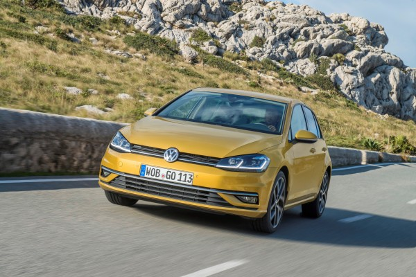 Volkswagen Golf e- 17-