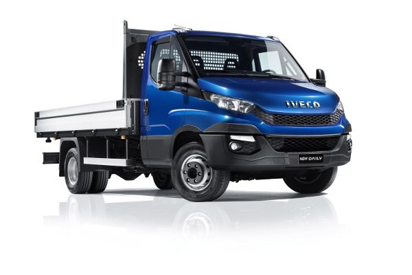 Iveco Daily 35S14 Natural Power Euro 6 16-