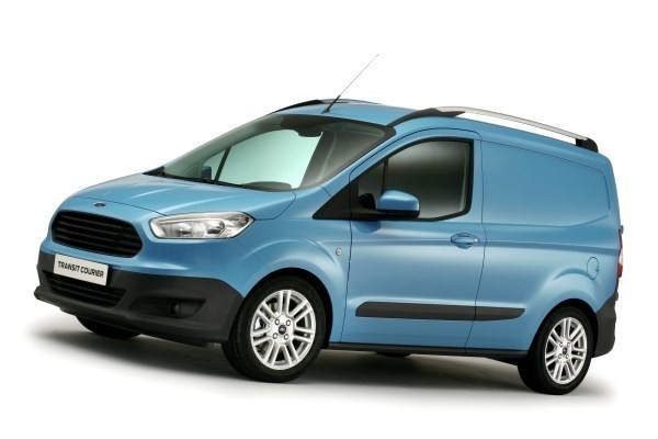 Ford Transit Courier 1.0 EcoBoost Euro 6 15-