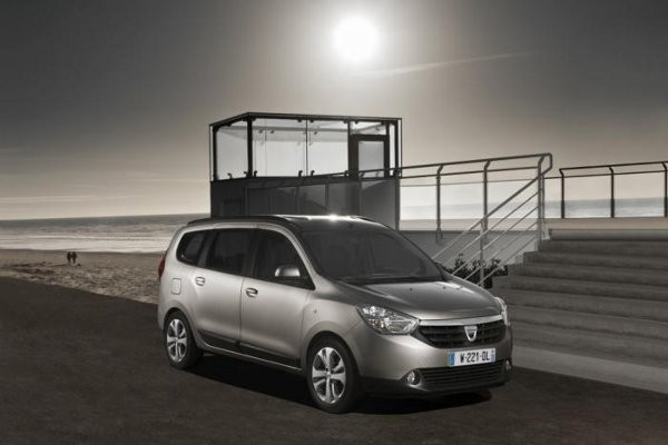 Dacia Lodgy 12-
