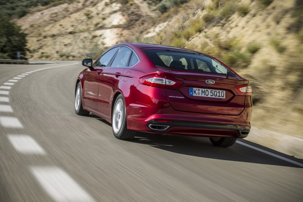 Ford Mondeo              2.0 TDCi Edition PowerShift 180KM
