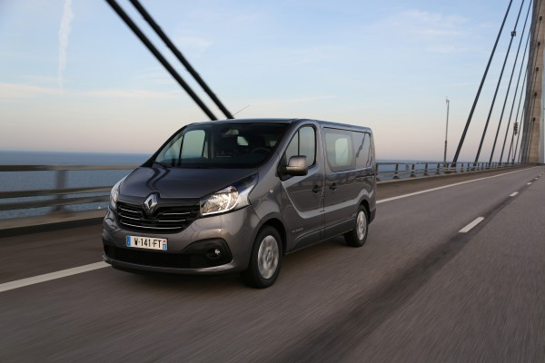 Renault Trafic dCi 125 Energy Euro 6 15