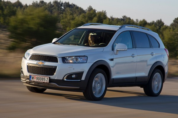 Forum mojeauto.pl – Chevrolet Captiva