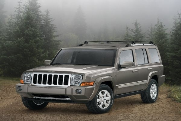 Jeep Commander - Forum
