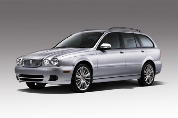 Jaguar X-Type Estate 2008-2009