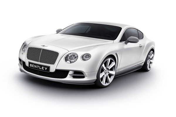Bentley Continental - Opony