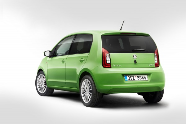 Skoda Citigo              1.0 Ambition 75KM