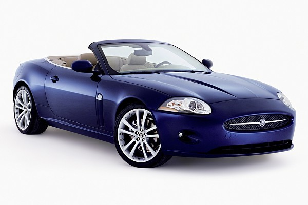 Jaguar XK Convertible 2006-2009