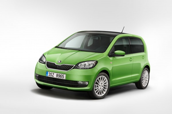 Skoda Citigo              1.0 Ambition 60KM