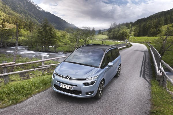 Citroen C4  VAN Grand Picasso 2013-2014