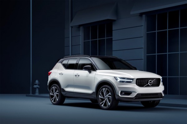 Volvo XC40              D3 Inscription aut 150KM