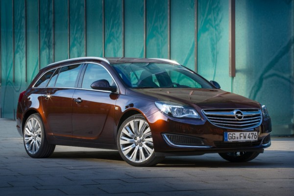 Opel Insignia Sports Tourer ST 2009