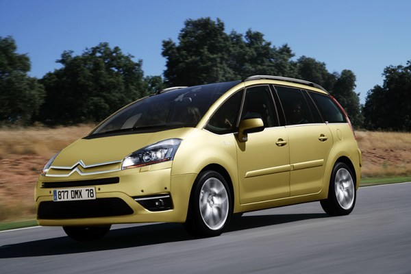 Citroen C4  VAN Grand Picasso 2006-2010