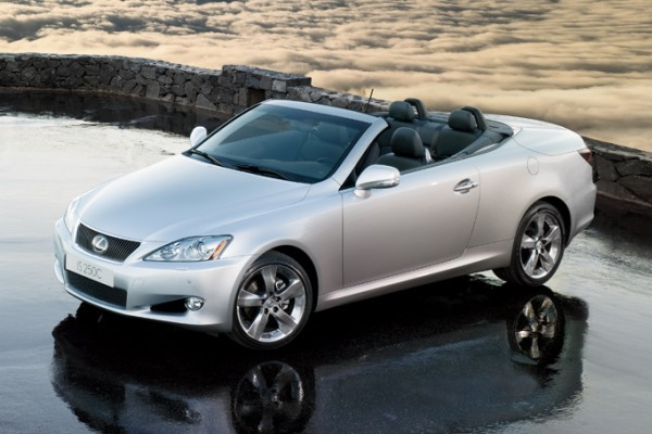 Lexus IS 250C 2009