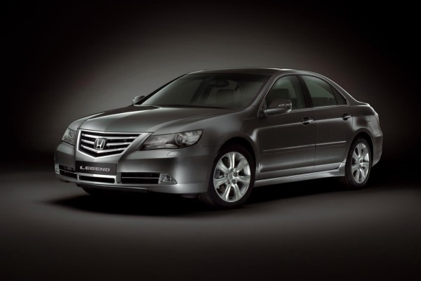 Honda Legend - Forum