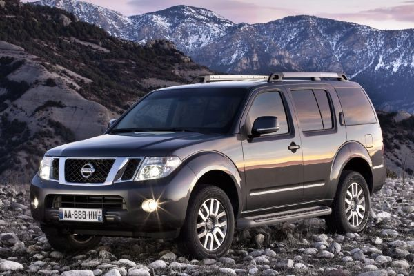 Nissan Pathfinder - Forum