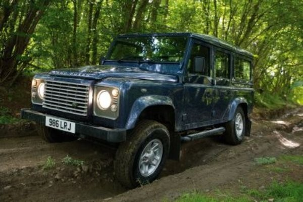 Land Rover Defender 130 2007-2015