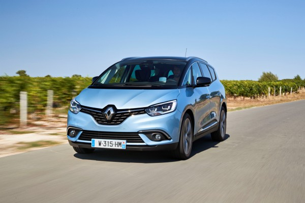 Renault Scenic IV Grand 2016