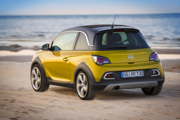 Opel Adam              1.2 Rocks Unlimited 70KM