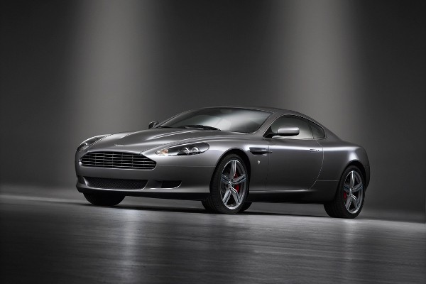 Aston Martin DB9 Coupe 2008