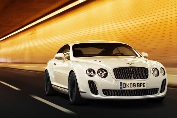 Bentley Continental Supersports GT 2008