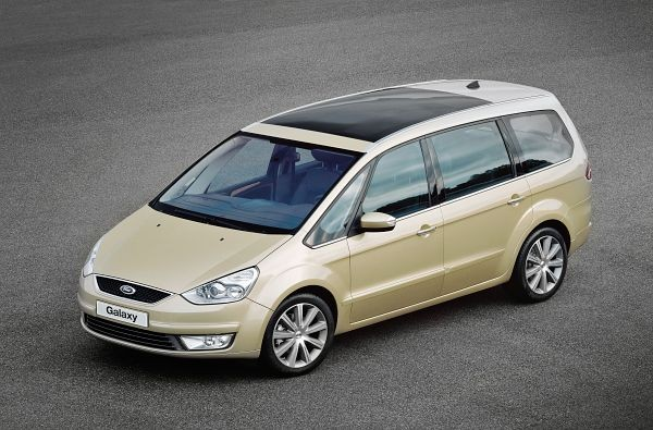 Ford Galaxy VAN 2006-2010