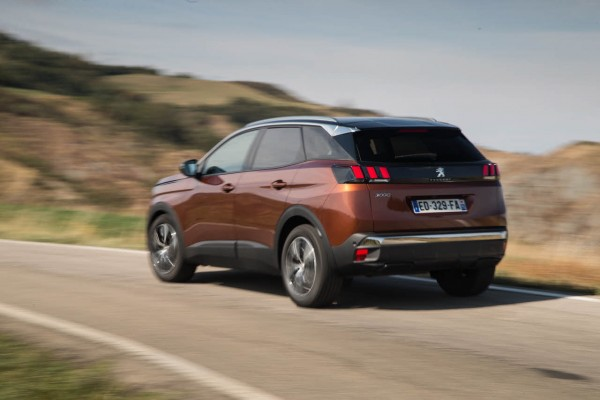 Peugeot 3008              1.6 THP Active S&S EAT6 165KM