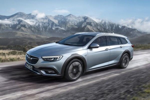 Opel Insignia B Country Tourer 17