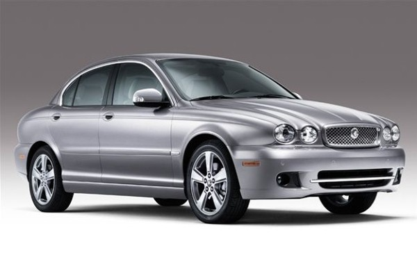 Jaguar X-Type 2008-2009