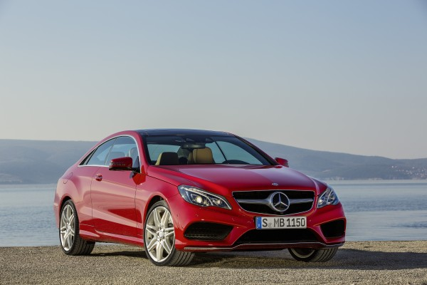Mercedes Klasa E Coupe [C 207] 2009-2016