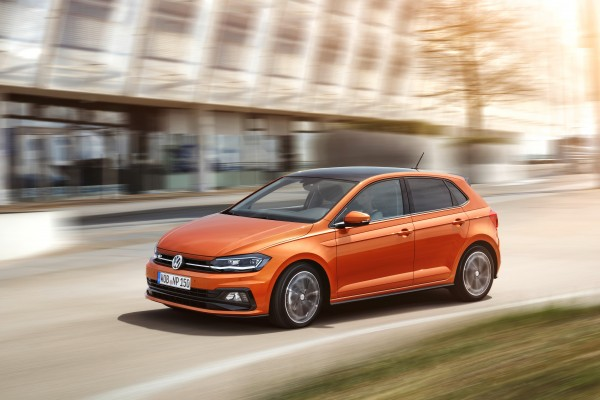 Volkswagen Polo              1.0 TSI Highline 95KM