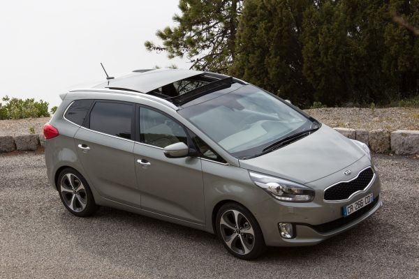Kia Carens - Forum