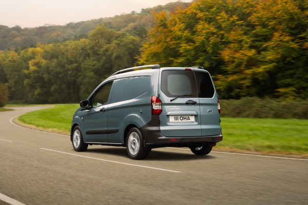 Ford Transit Courier              1.0 EcoBoost Sport 100KM