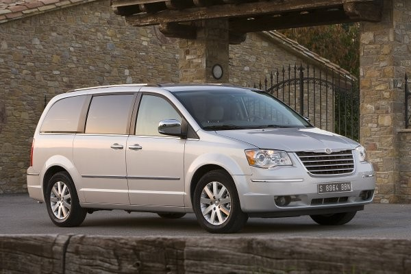Chrysler Grand Voyager - Opony