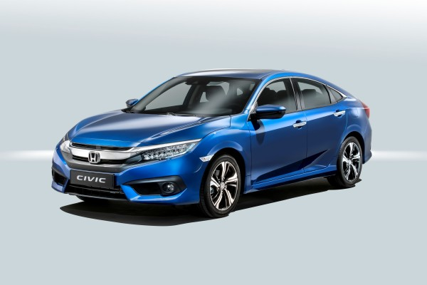 Honda Civic  Sedan 17