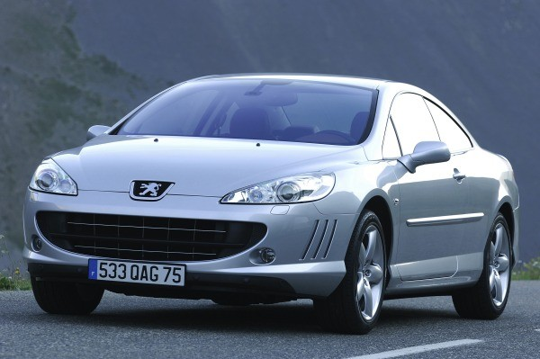 Peugeot 407 Coupe 2006-2010