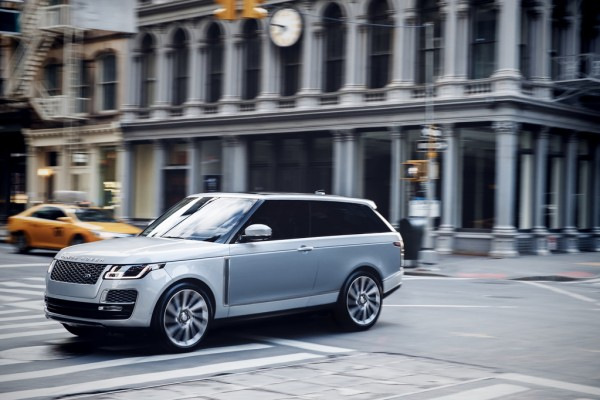 Land Rover Range Rover Kup nowy - konfigurator