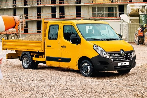 Renault Master dCi 170 Energy Euro 6 16