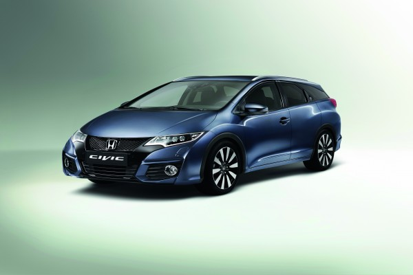 Honda Civic Tourer 15-18